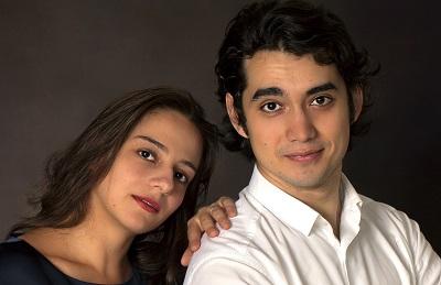 Elitsa Desseva und Mikhail Timoshenko