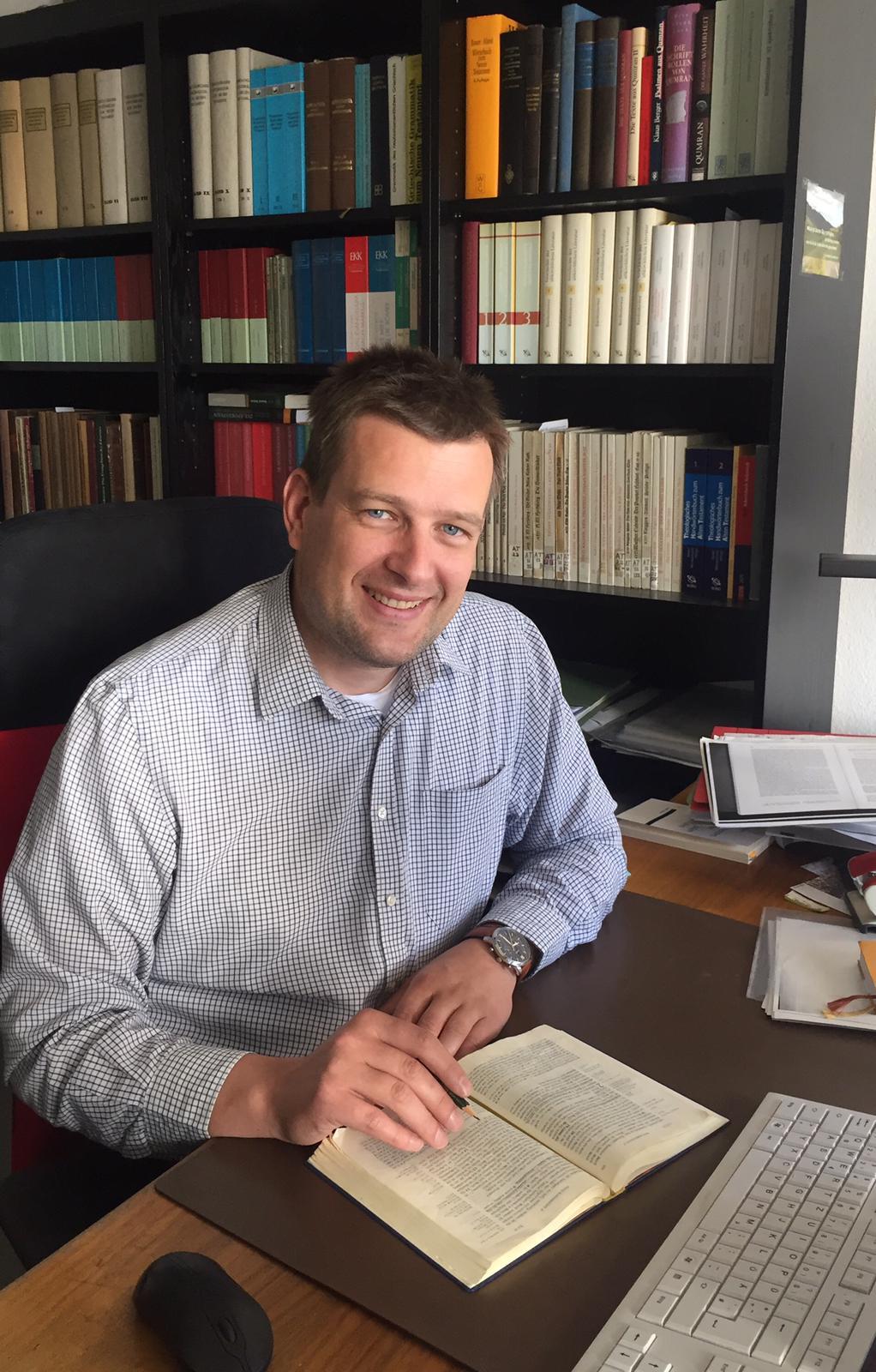 Dr. Martin Bauspieß, Foto privat